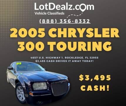 2005 Chrysler 300 for sale at Lot Dealz in Rockledge FL