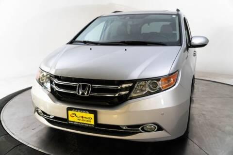 2014 Honda Odyssey for sale at AUTOMAXX MAIN in Orem UT