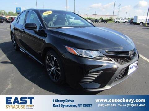 2018 Toyota Camry for sale at East Syracuse Performance Sales & Service in Syracuse NY