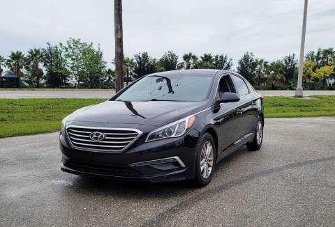 2015 Hyundai Sonata for sale at FLORIDA USED CARS INC in Fort Myers FL