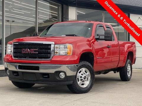 2011 GMC Sierra 2500HD for sale at Carmel Motors in Indianapolis IN