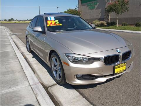 2013 BMW 3 Series for sale at D & I Auto Sales in Modesto CA