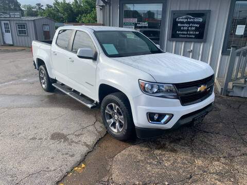 2015 Chevrolet Colorado for sale at Rutledge Auto Group in Palestine TX