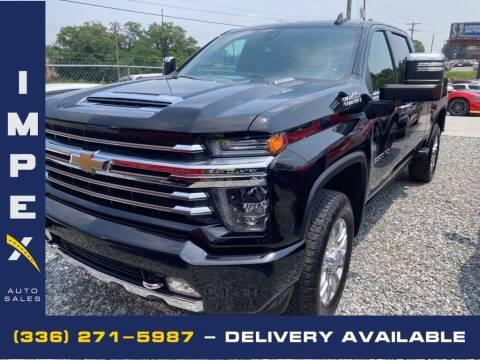 2020 Chevrolet Silverado 3500HD for sale at Impex Auto Sales in Greensboro NC