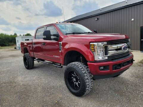 2019 Ford F-250 Super Duty for sale at J & S Auto Sales in Blissfield MI