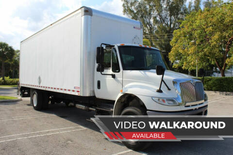 2015 International DuraStar 4300 for sale at Truck and Van Outlet in Miami FL
