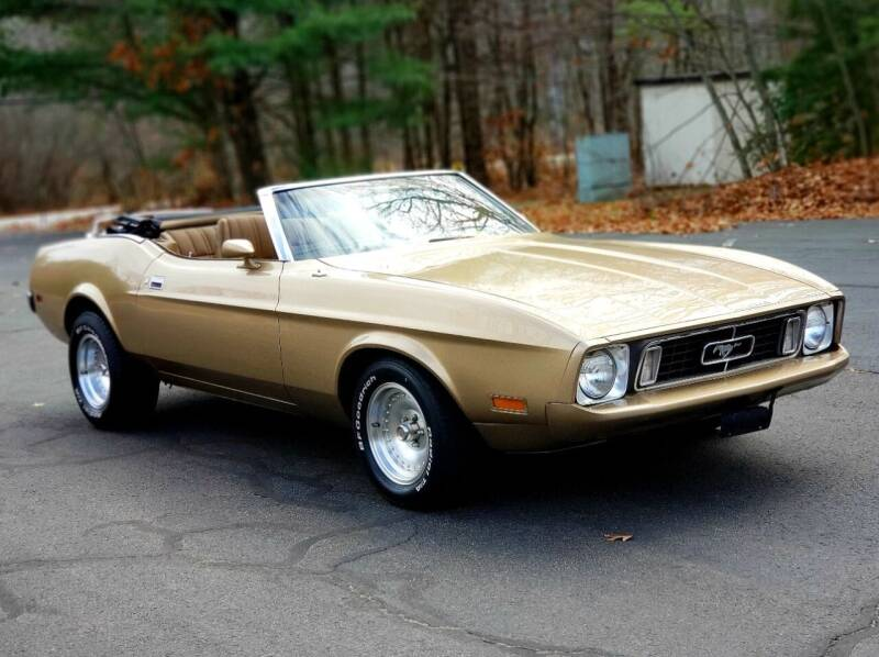 1973 Ford Mustang for sale at Flying Wheels in Danville NH