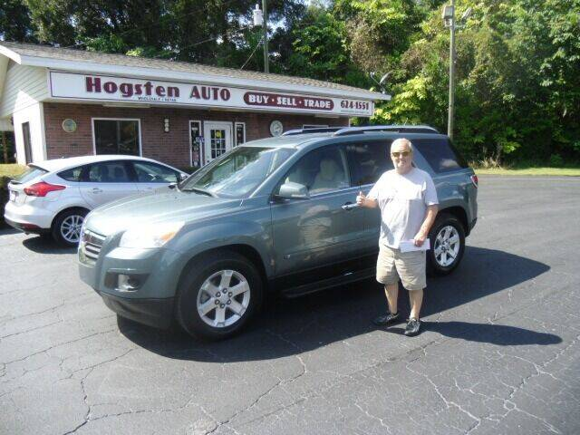 2009 Saturn Outlook for sale at HOGSTEN AUTO WHOLESALE in Ocala FL