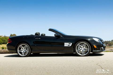 2009 Mercedes-Benz SL-Class for sale at 415 Motorsports in San Rafael CA