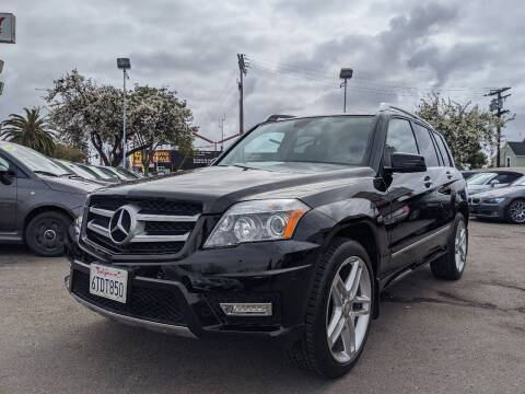 2011 Mercedes-Benz GLK for sale at Convoy Motors LLC in National City CA