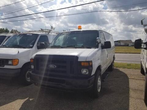 2008 Ford E-Series Cargo for sale at Premier Automotive Sales LLC in Kentwood MI