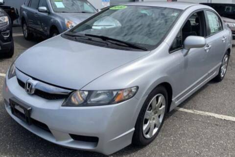 2010 Honda Civic for sale at Primary Motors Inc in Commack NY