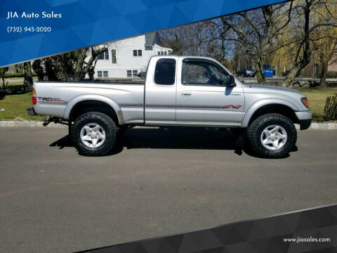 2003 Toyota Tacoma for sale at JIA Auto Sales in Port Monmouth NJ