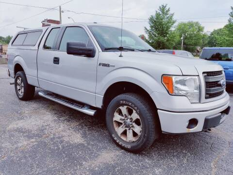 2013 Ford F-150 for sale at The Car Cove, LLC in Muncie IN