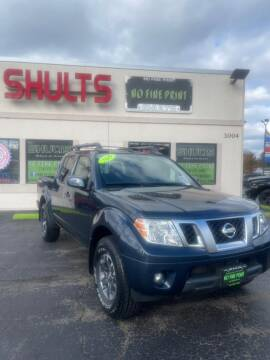 2019 Nissan Frontier for sale at Shults Resale Center Olean in Olean NY