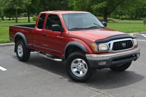 2002 Toyota Tacoma for sale at GLADSTONE AUTO SALES    GUARANTEED CREDIT APPROVAL in Gladstone MO