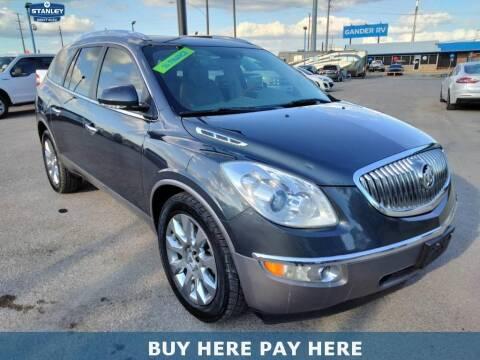 2011 Buick Enclave for sale at Stanley Automotive Finance Enterprise - STANLEY CHRYSLER DODGE JEEP RAM GATESVILLE in Gatesville TX