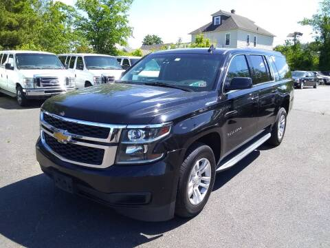 2015 Chevrolet Suburban for sale at Wilson Investments LLC in Ewing NJ