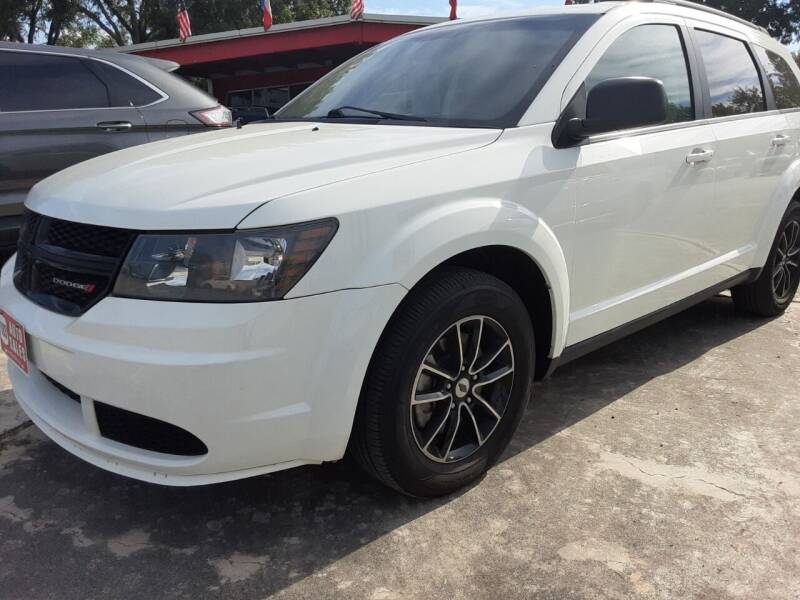 2018 Dodge Journey for sale at 183 Auto Sales in Lockhart TX