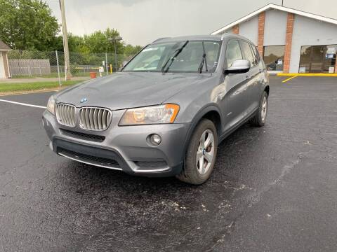2012 BMW X3 for sale at Royal Auto Inc. in Columbus OH