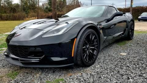 2016 Chevrolet Corvette for sale at CAPITOL AUTO SALES LLC in Baton Rouge LA