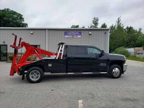 2015 Chevrolet Silverado 3500HD for sale at GRS Auto Sales and GRS Recovery in Hampstead NH