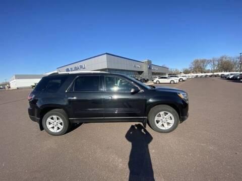 2014 GMC Acadia for sale at Schulte Subaru in Sioux Falls SD