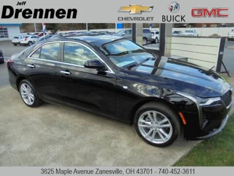 2021 Cadillac CT4 for sale at Jeff Drennen GM Superstore in Zanesville OH
