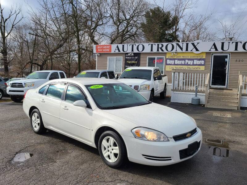 2007 Chevrolet Impala for sale at Auto Tronix in Lexington KY