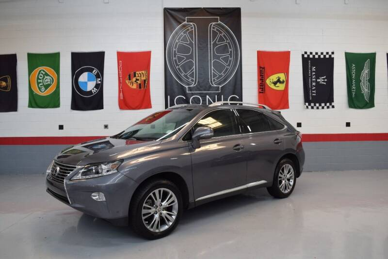 2014 Lexus RX 350 for sale at Iconic Auto Exchange in Concord NC