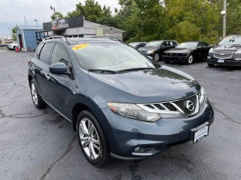 2013 Nissan Murano for sale at LexTown Motors in Lexington KY