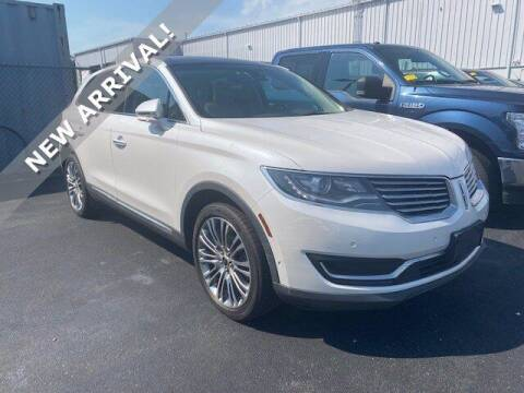 2016 Lincoln MKX for sale at Gentilini Motors in Woodbine NJ