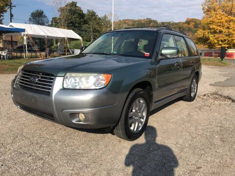 2007 Subaru Forester for sale at Used Cars 4 You in Serving NY