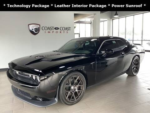 2016 Dodge Challenger for sale at Coast to Coast Imports in Fishers IN