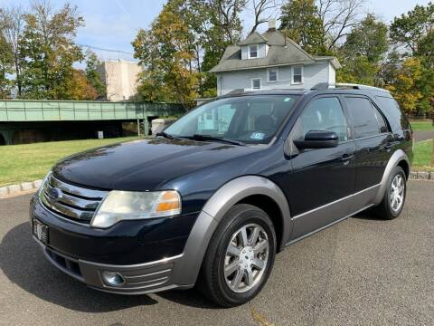 2008 Ford Taurus X for sale at Mula Auto Group in Somerville NJ