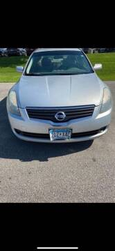 2009 Nissan Altima for sale at C & I Auto Sales in Rochester MN