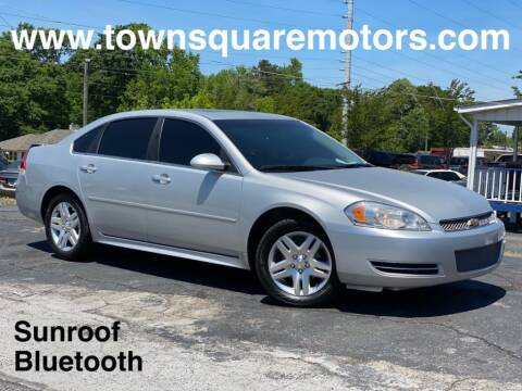 2015 Chevrolet Impala Limited for sale at Town Square Motors in Lawrenceville GA