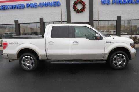 2010 Ford F-150 for sale at Ultimate Auto Deals DBA Hernandez Auto Connection in Fort Wayne IN