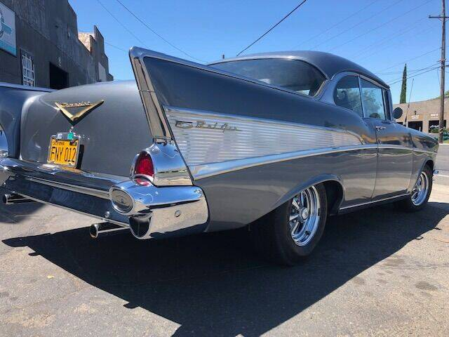1957 Chevrolet Bel Air for sale at Route 40 Classics in Citrus Heights CA
