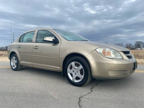 2007 Chevrolet Cobalt for sale at ILUVCHEAPCARS.COM in Tulsa OK