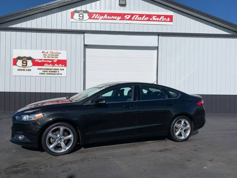 2013 Ford Fusion for sale at Highway 9 Auto Sales - Visit us at usnine.com in Ponca NE