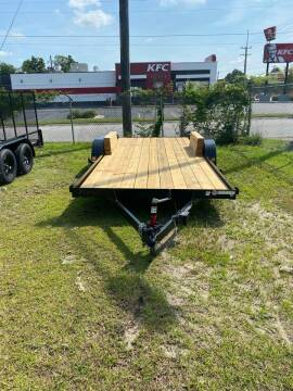2021 Triple Crown 7x18 Car Hauler for sale at Jones Automotive Group in Jacksonville NC