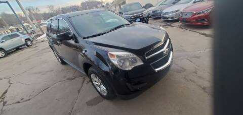 2014 Chevrolet Equinox for sale at Divine Auto Sales LLC in Omaha NE