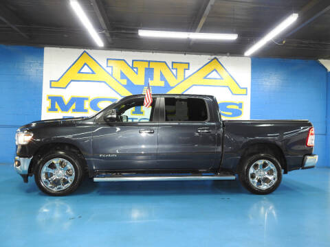 2019 RAM Ram Pickup 1500 for sale at ANNA MOTORS, INC. in Detroit MI