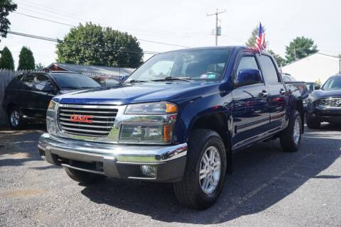 2012 GMC Canyon for sale at HD Auto Sales Corp. in Reading PA
