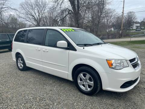 2012 Dodge Grand Caravan for sale at Brush & Palette Auto in Candor NY