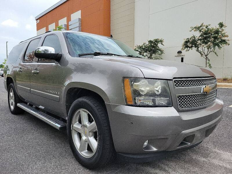 2007 Chevrolet Suburban for sale at ELAN AUTOMOTIVE GROUP in Buford GA
