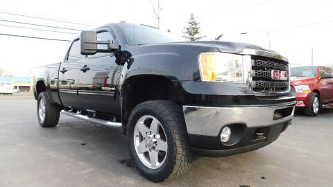 2011 GMC Sierra 2500HD for sale at Action Automotive Service LLC in Hudson NY