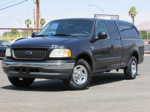 2000 Ford F-150 for sale at Best Auto Buy in Las Vegas NV