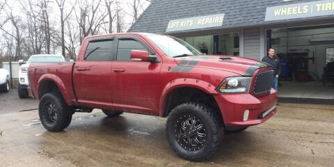 2014 RAM Ram Pickup 1500 for sale at Kevin Lapp Motors in Flat Rock MI